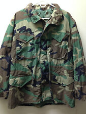 ARMY ISSUED ACU DIGITAL OR WOODLAND FIELD JACKET S,M,L,XL ALL SIZES USED