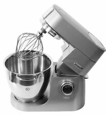 Kenwood Chef XL Titanium Food Mixer Kitchen Machine KVL8300   Silver