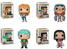 Funko POP! Animation ~ ONE PIECE SERIES 2 SET ~ Zoro, Boa, Nami & Frankie