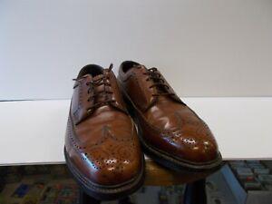 Vintage Florsheim Royal Imperial V-Cleat Mens Shoes