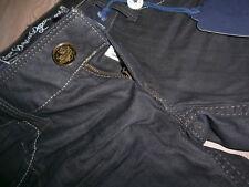 Neue-DEPT-Denim-Department SCORPIO Skinny Jeans DarkblueW31,34 Stretch NEU/OVP