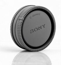 KIT BODY LENS REAR CAP COMPATIBILE CON SONY A9 A6500 A6300 A7R A7S A7 II A6000