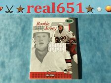 2003 Parkhurst ERIC STAAL Rookie Jersey | Game-Used RC Relic | Hurricanes | Wild