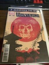 Wolverine #9 3 months to die Ryan Stegman Variant