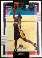 2001-02 Upper Deck MVP #189 Kobe Bryant / Los Angeles Lakers / HOF / NM-MT