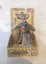 BBI 1/18 Scale 90mm Warriors of the World Knights Mounted Knight Figure 21757