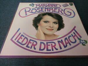 Marianne Rosenberg  Lieder der Nacht  Philips 6305 320 / Vinyl LP 1976 NEAR MINT
