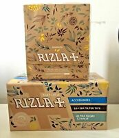 RIZLA NATURA ULTRA SLIM 5,7mm FILTER TIPS/NATURA KING SIZE SLIM PAPERS ORIGINAL