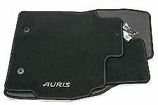Genuine Toyota Auris Floormats New Anthracite Carpet Mats pz410-E9351-NA