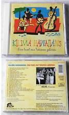 KILIMA HAWAIIANS Eine Insel aus Träumen geboren .. 25 Titel Bear Family CD TOP