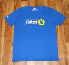 Fallout 76 Very Rare Promo T-Shirt Size L Xbox One PlayStation 4 Bethesda