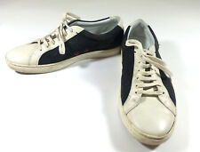 Hugo Boss Shoes Mens White Size 43 size 10 US Sneakers Casual Low Top RARE