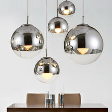Bar Lamp Kitchen Pendant Light Bedroom Ceiling Lights Glass Chandelier Lighting