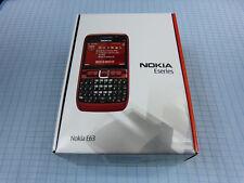 Original Nokia e63 ULTRAMARINE Blue! top estado! sin bloqueo SIM! OVP! rar!
