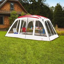 Screen House Outdoor Canopy Shade Beach Gazebo Instant Pop Up Camping Tent