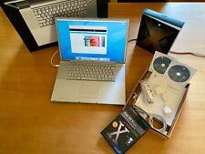 Apple Powerbook G4 mit 17 Zoll-Display