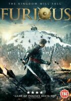 Furious [DVD] Mogol Ryazan Siege Movie - NEW - Gift Idea - Action DVD