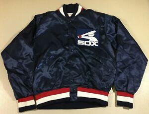 Vintage Felco White Sox Baseball Jacket SizeM