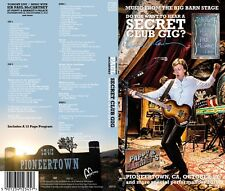 Paul McCartney -Beatles- Secret Club Gig 2 CD + 2DVD  Box  Set