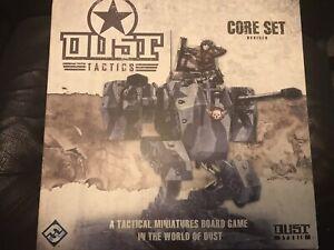 Dust Tactics Core Set Revised
