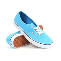 VANS AUTHENTIC CYAN BLUE SHOE ZAPATOS SKATE AZUL ZUKFRY (PVP EN TIENDA 79EUR)