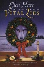 Vital Lies (Jane Lawless Mysteries)-ExLibrary