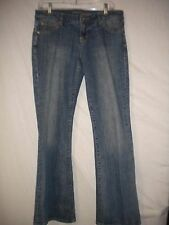 "American Eagle Size 8 Reg X 31"" Inseam Hipster 5 Pocket Medium Wash Womens Jeans"