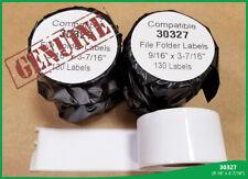 File Folder Labels 30327 Dymor Labelwriter Twin Turbo 330 400 El60 10 Rolls