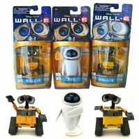 EVE & Wall-E Mini Robot Movable Action Figures 3 Styles Toys Gift For Kids