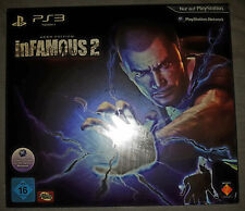* inFamous 2 - Hero Edition (2011) * Playstation 3 * PS3 * Neu OVP *