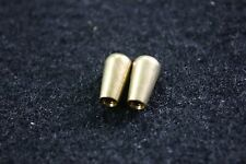BRASS  METAL TOGGLE SWITCH SELECTOR TIP USA GIBSON LES PAUL & SWITCHCRAFT