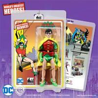 DC Comics Batman Retro ROBIN 8 Inch Action Figure Series 6  NEW!