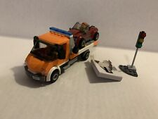 Lego City Flatbed Truck 60017 100% Complete New String!