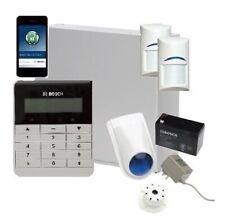 Bosch Solution 2000 Alarm System With 2 X Gen 2 PIR Detectors Text Code Pad IP