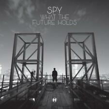 S.P.Y - What The Future Holds (NEW CD)