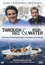 Through Hell And High Water (DVD) (2006) James Cracknell