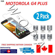 Motorola Moto G4 + Plus Premium Tempered Glass Screen Protector
