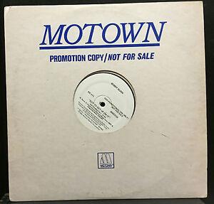 """Bobby Nunn Got To Get Up On It 12"""" Promo WLP 1982 Motown PR-111 DIsco Funk USA"""