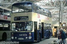 Rotherham Corporation Transport 1640 Rotherham Depot 1982 Bus Photo