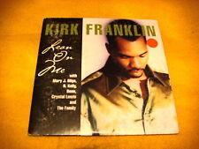 Cardsleeve Single CD KIRK FRANKLIN Lean On Me 2TR 1998 dance r & b