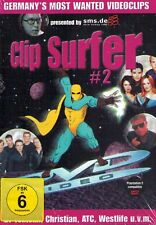 DVD NEU/OVP - Clip Surfer # 2 - Germany's Most Wanted Videoclips