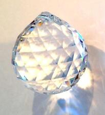 30mm Swarovski Strass Clear Crystal Ball Prisms Wholesale Feng Shui 8558-30  CCI