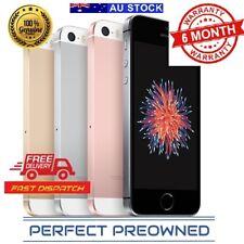 APPLE iPHONE SE 32GB 100% GENUINE & UNLOCKED + FREE EXPRESS SHIPPING
