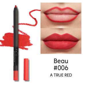 Cosmetic Lip Liner Pencil Waterproof Matte Lipstick Nude Lip Lipliner Pen Makeup