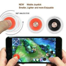 Untra-thin Mobile Joystick Game Stick Controller For Touch Screen Phone Tablet D