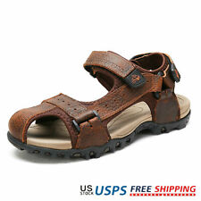 Bruno Marc Mens Outdoor Fisherman Sandals Beach Walking Shoes Water Shoes Brown
