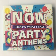 Now That's What I Call Party Anthems - Various Artists (3CD) NEW SEALED OFFICIAL
