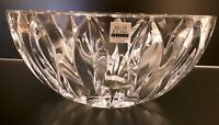 "MILLER ROGASKA (A Reed & Barton Company) Crystal 10"" CENTER BOWL - BEAUTIFUL!"