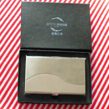 Business & Credit Card Cases Metal ID and Badge Holders for Men