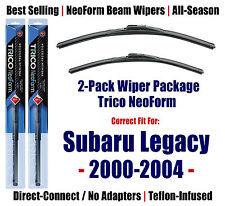 2pk Super-Premium NeoForm Wipers fits 2000-2004 Subaru Legacy 16220/200